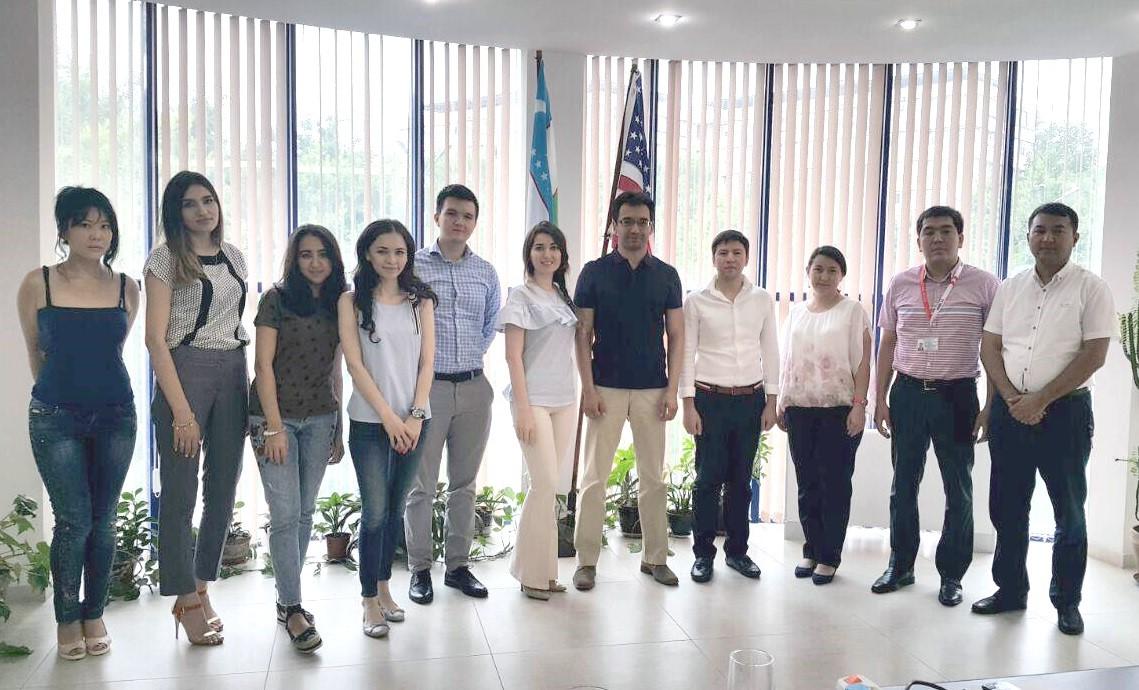 Praelegal Uzbekistan Lecture Event
