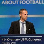 PraeLegal Aleksander Ceferin Speech UEFA